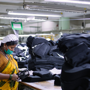 Why A Drop Of 4 Degrees Made A Big Difference For A Garment Maker's Bottom Line