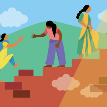 Will the pandemic worsen an already declining female labor-force participation rate in India?