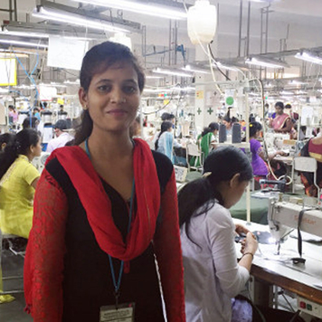 What Dolly Kumari Learned–And How It Could Change India's Textiles Industry